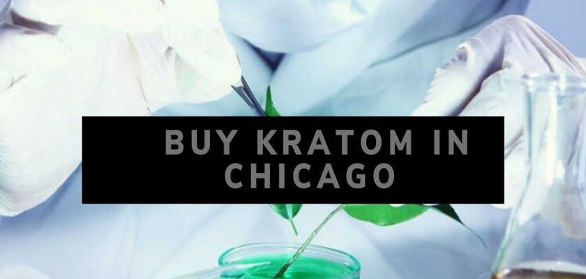 Buy Kratom In Chicago