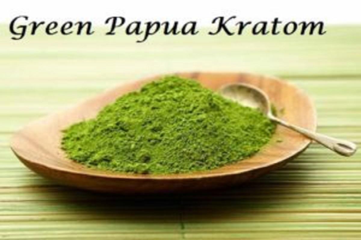 Buy Green Papua Kratom