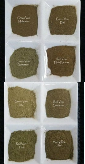 buy kratom powders