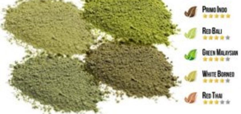 Different-kratom-strains