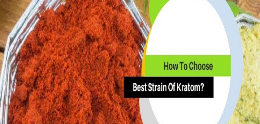 How To Choose Best Strain Of Kratom_