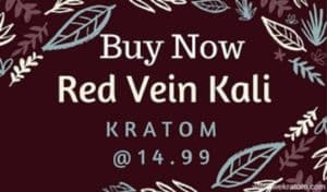 Buy Red Vein Kali Kratom