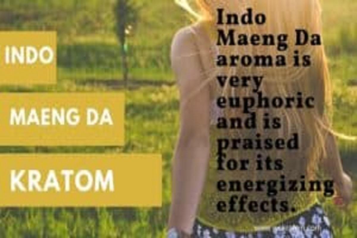 Maeng da Indo Kratom