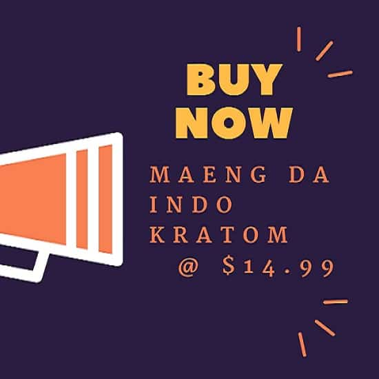 Buy Maeng da Indo Kratom