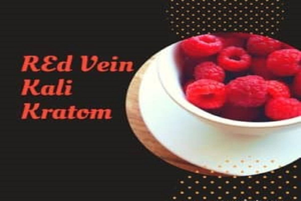 Red Vein Kali Kratom