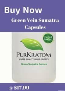 Buy Green Sumatra Kratom Capsules