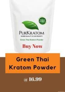 Buy Green Thai Kratom Powder