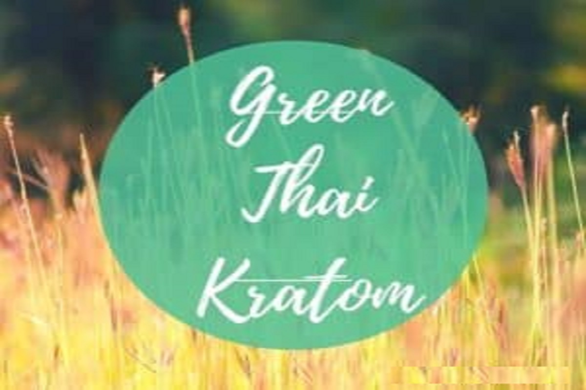 Green Thai Kratom