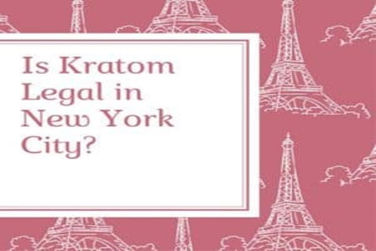 Kratom in New York City