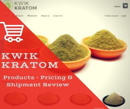 Kwik Kratom Review