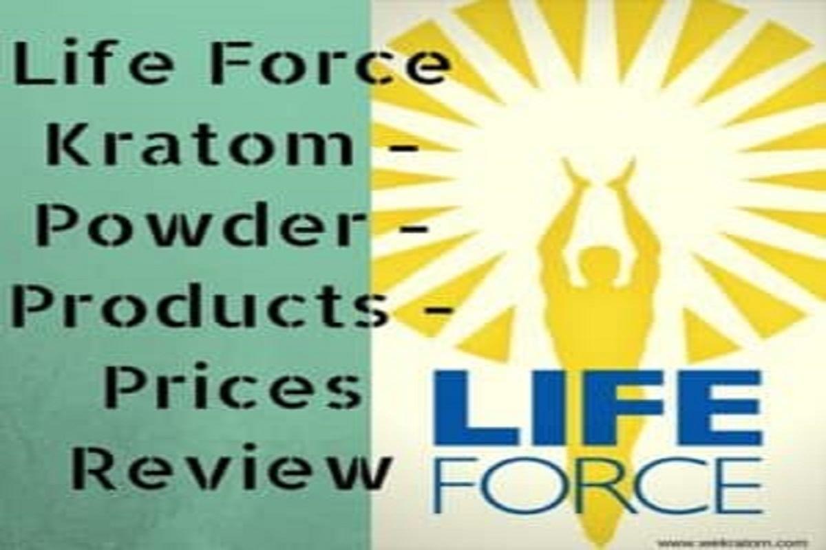Life force kratom