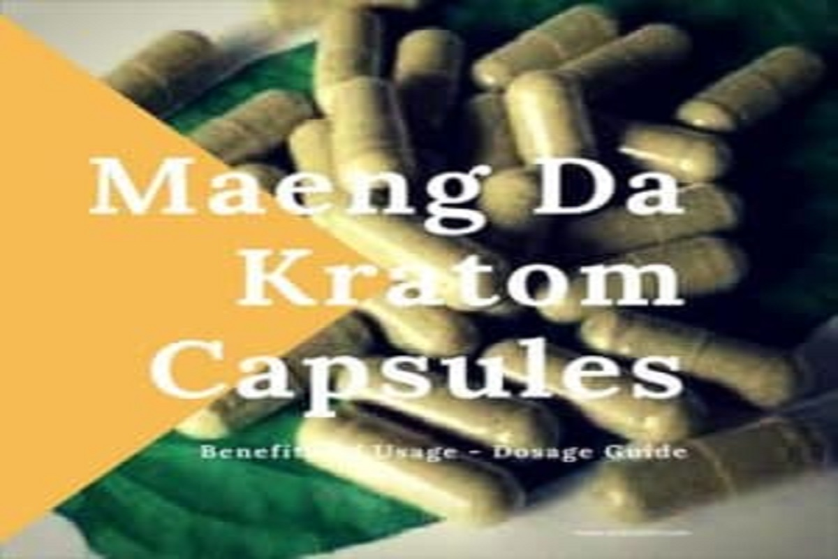 Maeng Da Kratom Capsules