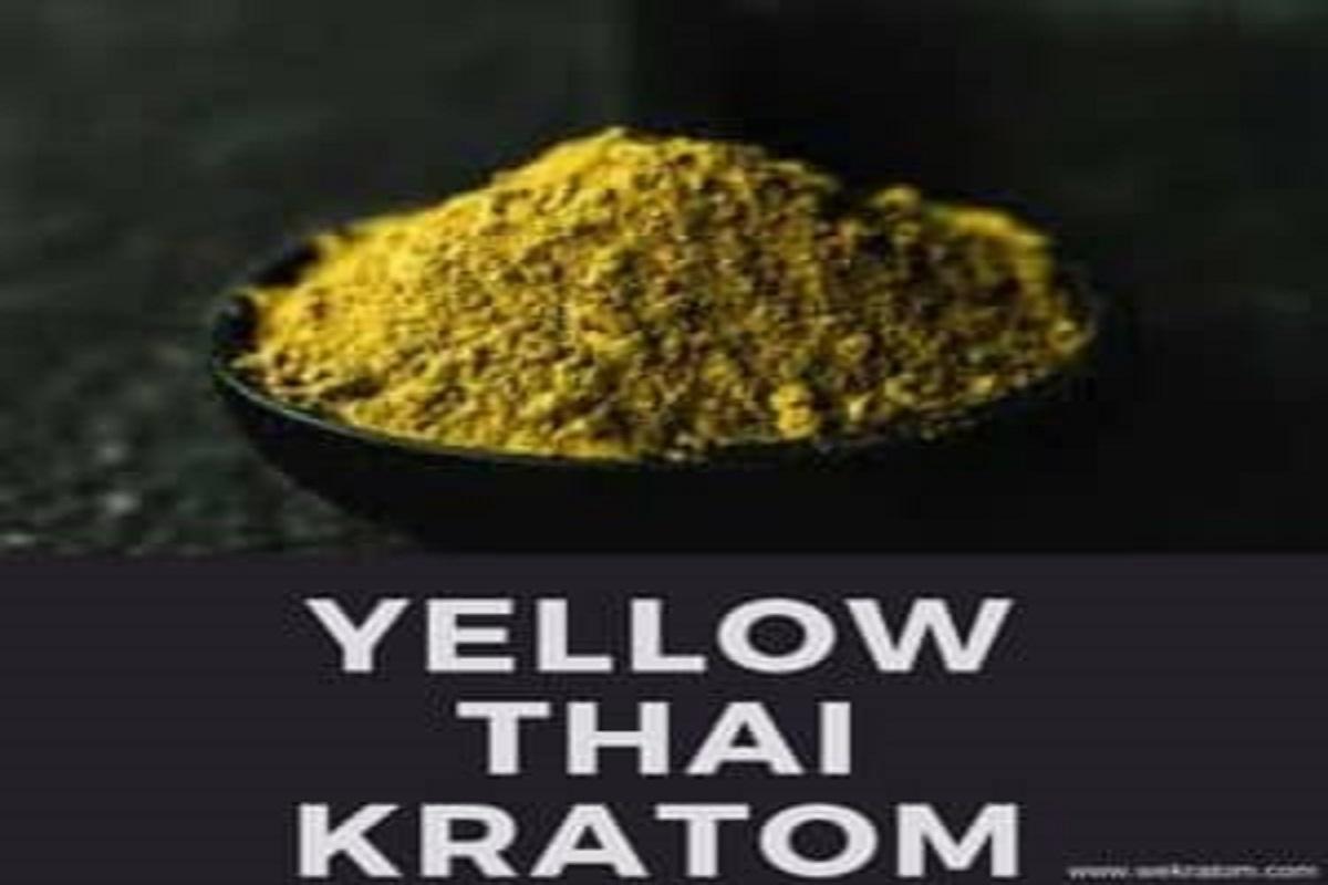 Yellow Thai Kratom