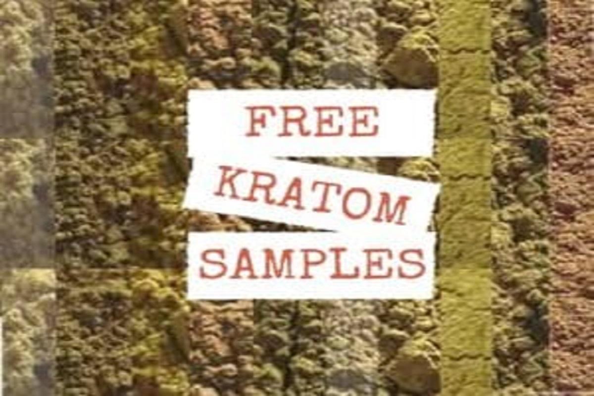 Free Kratom Samples - Get From Top 10 Vendors In 2019