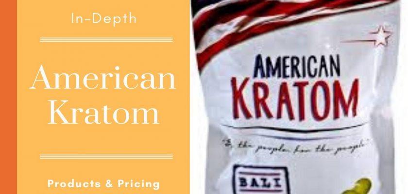 American Kratom