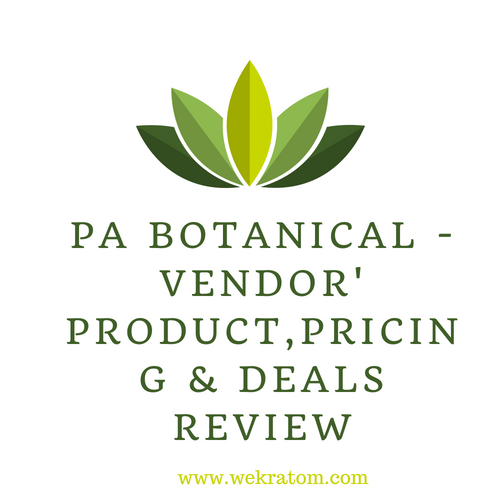 PA Botanical Review