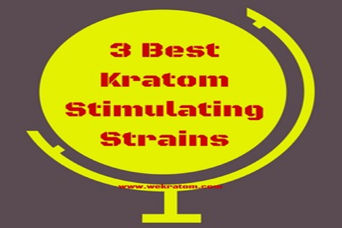 Best Stimulating kratom Strains
