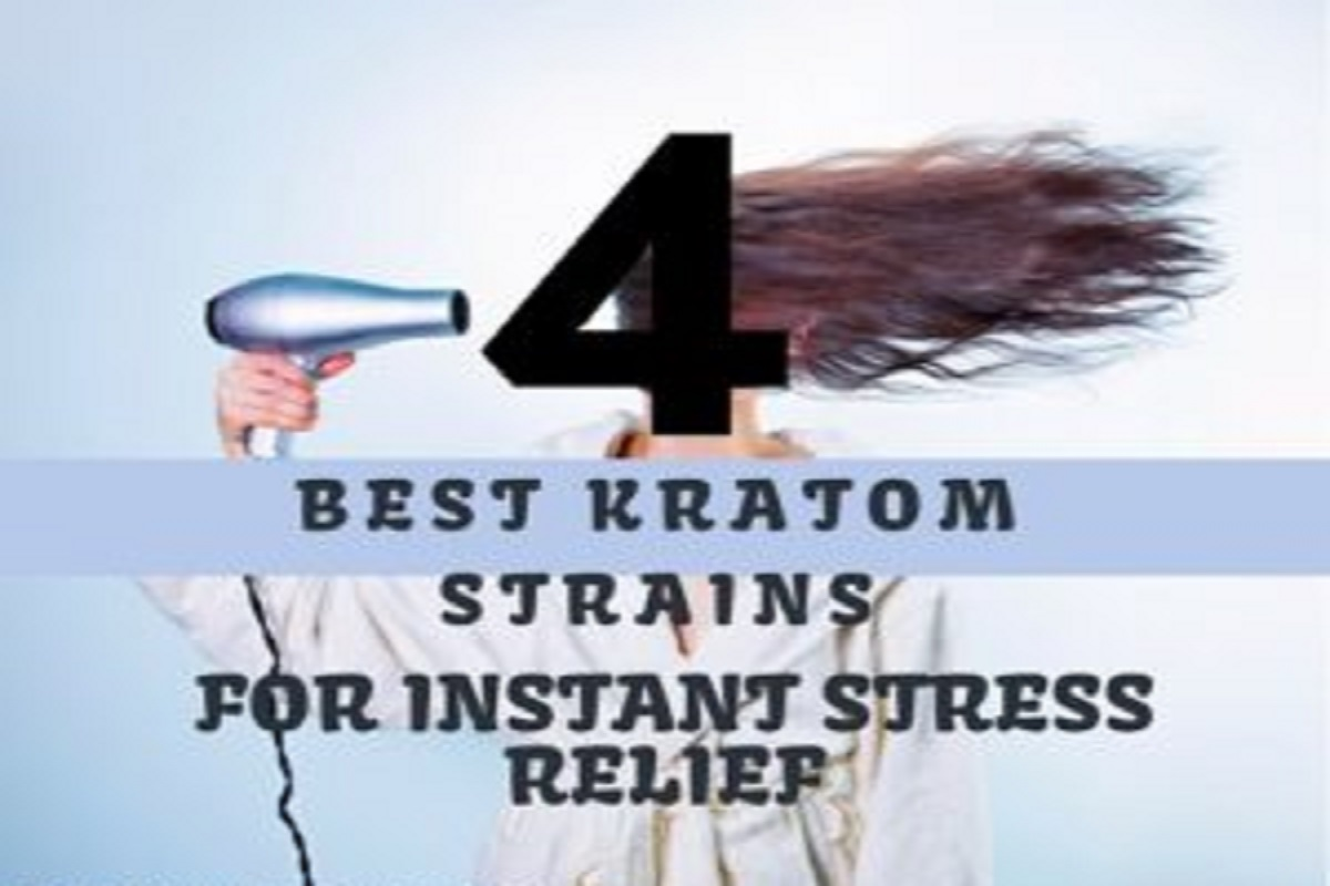 kratom strains for stress relief