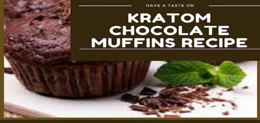 Kratom-Chocolate-Muffins-Recipe