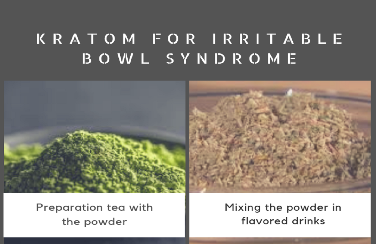 Kratom For Irritable Bowl Syndrome