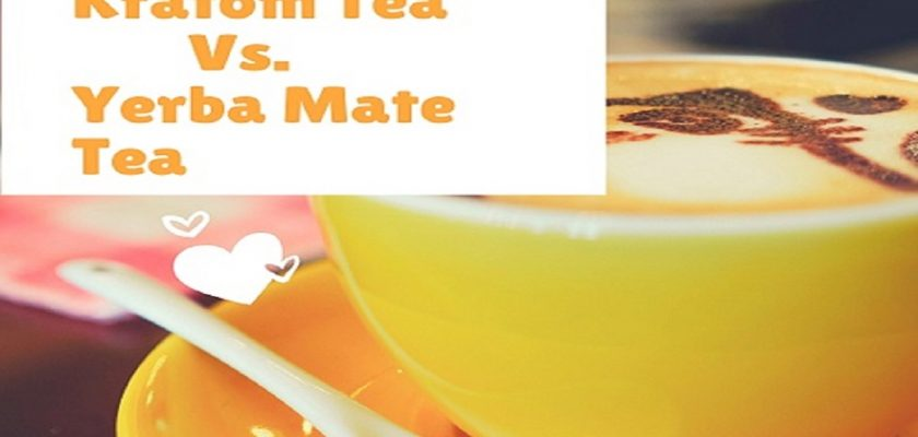 Kratom-Tea-Vs.-Yerba-Mate-Tea