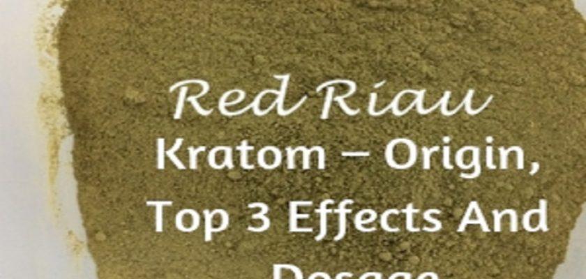 Red-Riau-Kratom