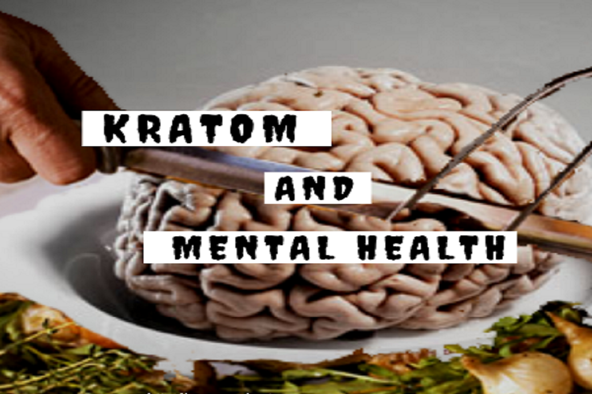 kratom and mental health