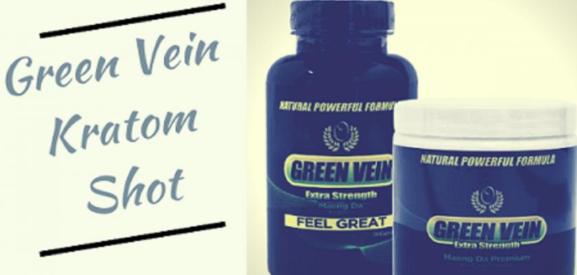 Green-Vein-Kratom-Shot