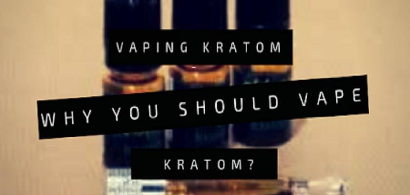 Vaping-Kratom-Why-You-Should-Vape-Kratom