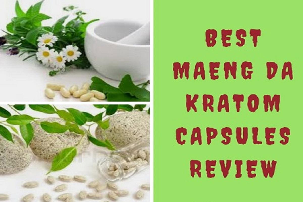 10 Best Different Maeng Da Kratom Capsules Review