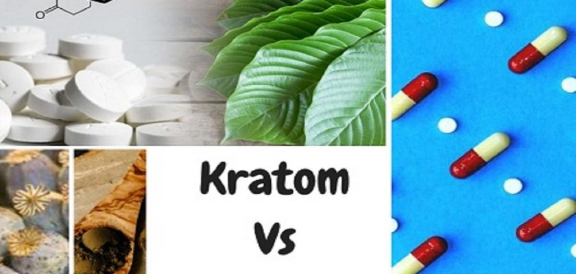 Kratom-Vs-Oxycodone