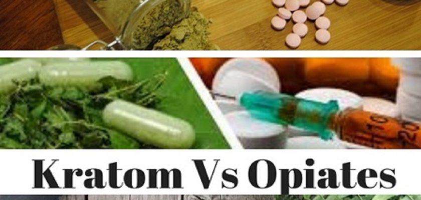 Kratom-Vs-Opiates