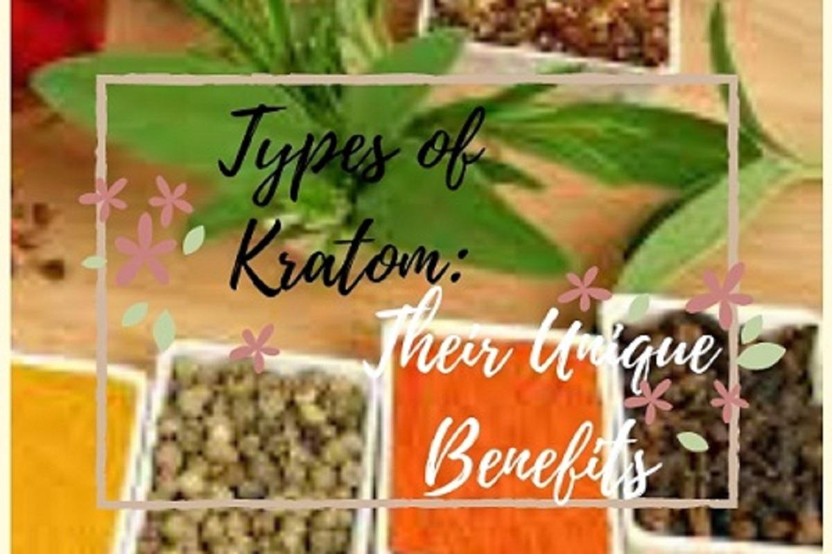 Types of Kratom