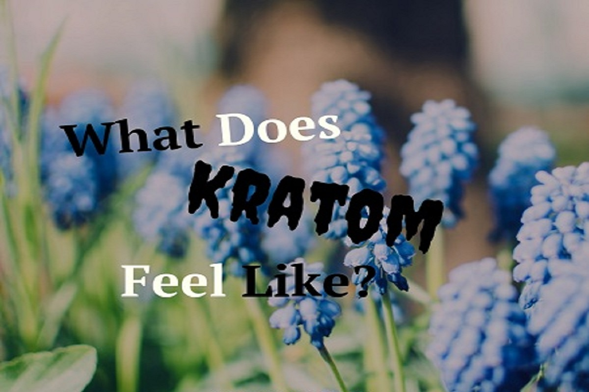 What Does Kratom Feel Like