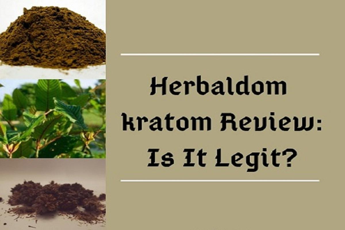 Herbaldom kratom Review
