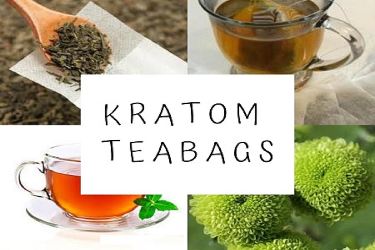 Kratom Teabags