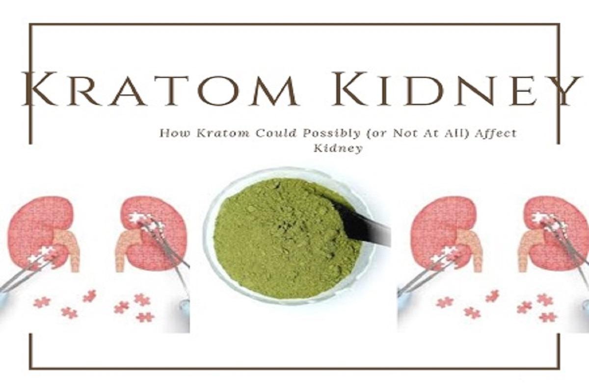 Kratom kidney
