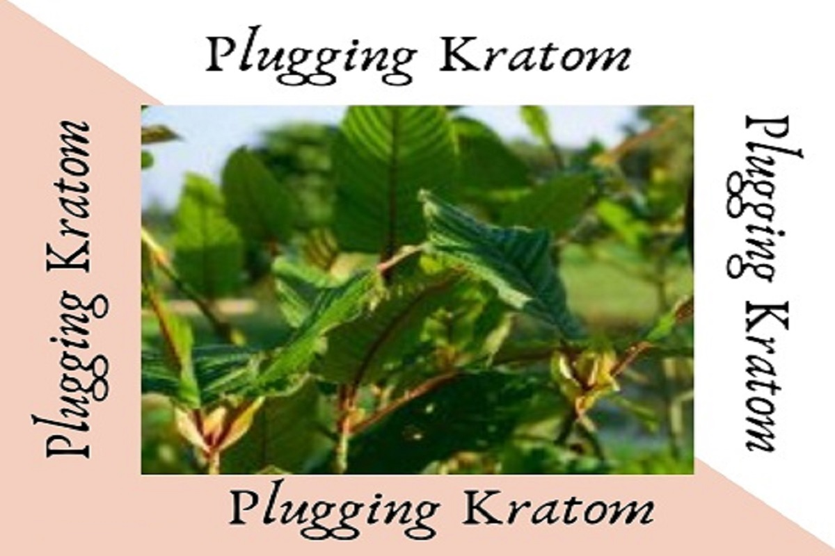 Plugging Kratom