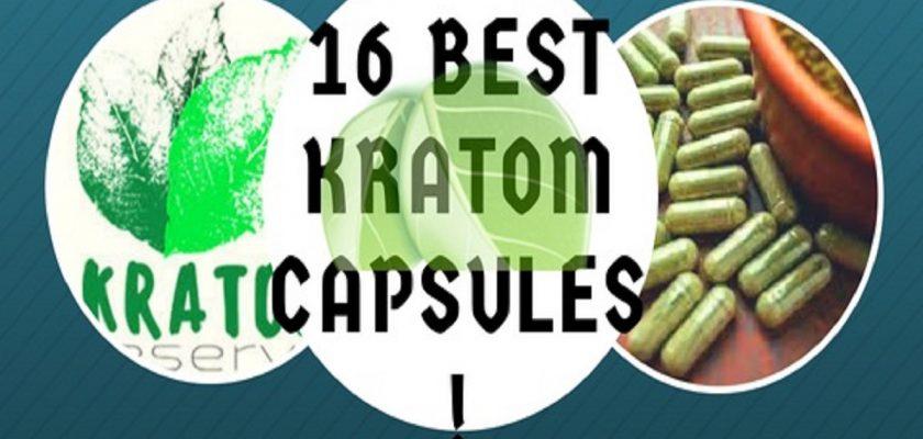 16-best-kratom-capsules