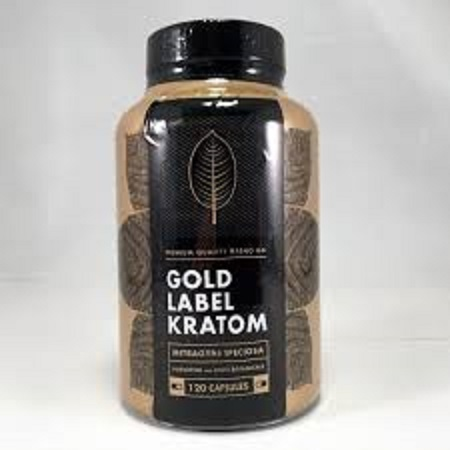 Gold Label Kratom