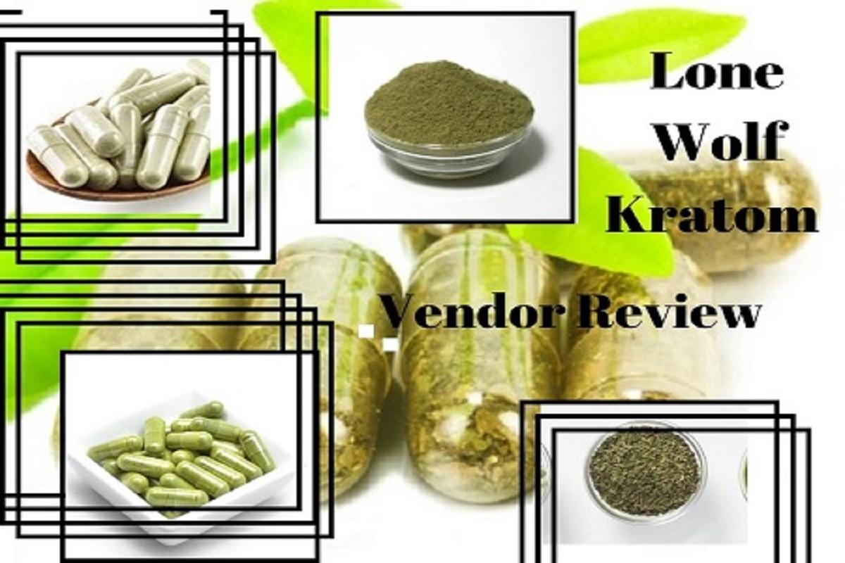 Lone wolf Kratom vendor review
