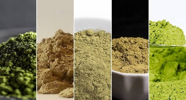 Mixing Red Bali Kratom with other Kratom strains