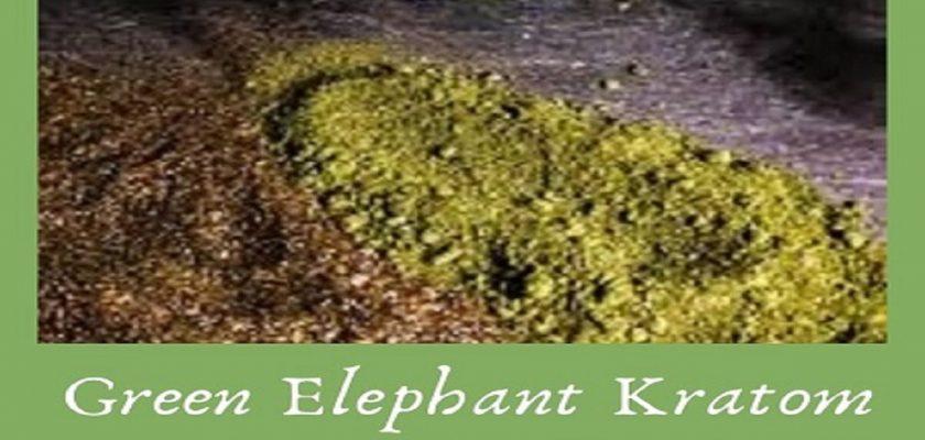 Green-Elephant-Kratom